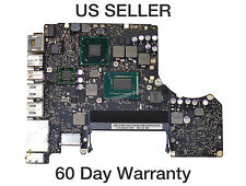 """Apple Macbook Pro 13"""" Mid 2012 A1278 Motherboard w/ i7 2.9Ghz CPU 31PGKMB00H0"""