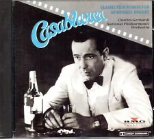 Casablanca - Classic Film Scores For Humphrey Bogart  CD 1993