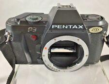 Pentax P3N 35mm Film PK Mount Lens SLR Camera Body Only *Fast Ship* E1