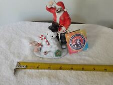 Emmett Kelly, Jr. Spirit of Christmas Clown Figurine Flambro
