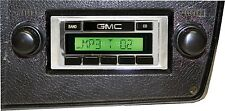 1980 81 82 83 84 85 86 87 88 GMC Truck USA 630 radio AM/FM MP3 USB NEW