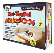 Four Paws Wee-Wee Pad On Target Trainer for your Dog Training 1 ea