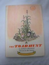B000Npnh5C The Toad Hunt