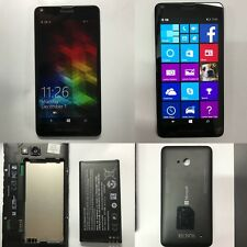 RARE PROTOTYPE Nokia Lumia 640 Black Microsoft RM-1072 windows phone