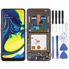 LCD SCREEN SAMSUNG GALAXY A80 SM-A805F WITH FRAME ECRAN DISPLAY PANTALLA SCHERMO