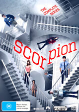 Scorpion : Season 1-4 (DVD, 2019, 24-Disc Set)