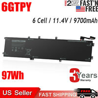 6GTPY Battery for Dell XPS 15 9560 9550 Precision 5510 5520 5D91C 5XJ28 M5510 US