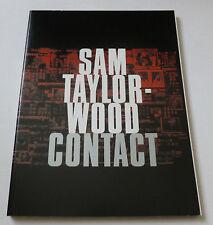 Sam Taylor-Wood - Contact  2001  ART EXHIBITION CATALOGUE / BOOK