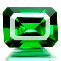 1.08ct IF-FLAWLESS UNHEAT NATURAL BEST QUALITY 5A+ TSAVORITE GREEN GARNET GEM!