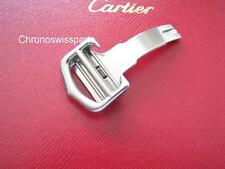 Cartier Roadster Stainless Steel  18mm Deployment Buckle Clasp  100% Authentic