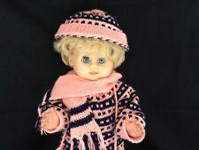 "Large Wernicke Doll West Germany 22"" Size: 56/60 Vintage"