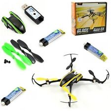 Blade BLH7680 Nano QX BNF QuadCopter with + 3X lipo Battery FAST SHIPPING