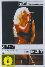 Shakira : Live & Off the Record (DVD)