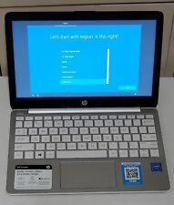 New listing Hp Stream 11-ak0012dx 11.6 inch (64Gb, Intel Celeron N, 1.10Ghz, 4Gb) Laptop