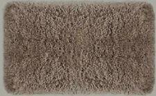 """Popular Bath Imperial Shaggy Super Soft Bath Rug 17 x 24"""" in Taupe New"""