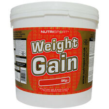 NUTRISPORT WEIGHT GAINER - ALL FLAVOURS - BOTH SIZE - ANABOLIC FUEL - WHEY