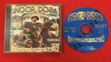 SNOOP DOGG DA GAME IS TO BE SOLD 1998 NO LIMIT 724384643324 ÉTAT CORRECT CD