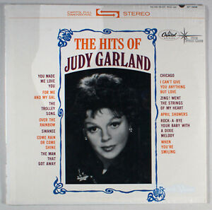 Judy Garland - The Hits of (1963) [SEALED] Vinyl LP • Best of, Greatest