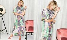 Topshop Austin Iconic Size UK 10 Midi Maxi Dress Instagram