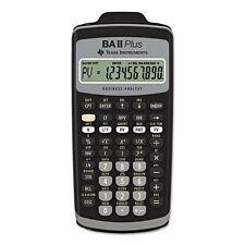 Texas Instruments Financial Calculator - BAIIPLUS