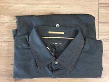 Ted Baker Men Long Sleeve Shirt Size M