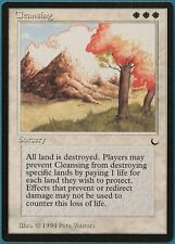 Cleansing The Dark NM White Rare MAGIC THE GATHERING CARD (ID# 162837) ABUGames