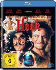 Blu-ray * Hook * Dustin Hoffman, Robin Williams, Steven Spielberg * NEU OVP