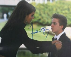 "Frankie Muniz Signed 8""x10"" Color Photograph Autograph Malcom In The Middle"