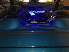 Windrestrictor ® for Corvette C6 Windscreen Wind Blocker Grand Sport Must See!!!
