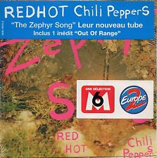 CD single RED HOT CHILI PEPPERS  The Zephyr song 2-track CARD SLEEVE + RARE +