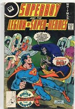 SUPERBOY and the Legion of Super-Heroes #244 Whitman VARIANT 1978