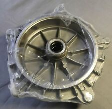 Vespa PX125 PX150 PX200 T5 OEM Front Wheel Drum Brake Hub c/w Bearings VE12038