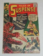 Tales of Suspense 46 GD 2.0 *1 Book* Marvel! Iron Man! 1st Crimson Dynamo!