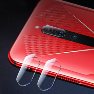 For ZTE nubia Red Magic 5G Back Camera Lens Soft Glass Protector Cover Lens