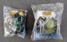 2005 Burger King Star Wars Episode 3 III Movie Kids Meal Toys - Set of 2
