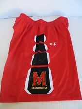 Maryland Women's Basketball Shorts L Retail $80
