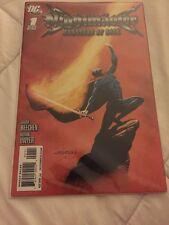 Nightmaster: Monsters Of Rock #1 (2011) DC Comics