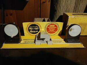 Vintage Kodak Presstape Editing Outfit 8 mm And 16 mm - display edition