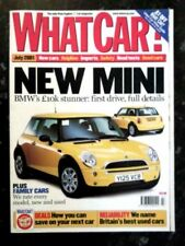 What Car? Cars, 2000s Transportation Monthly Magazines