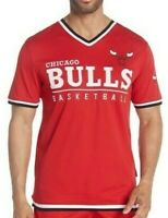 Black Licensed CHICAGO BULLS 66 Pullover V-Neck Style Jersey.
