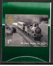 GB 2011 sg3215 Classic Locomotives Of England - Trains - self adhesive MNH