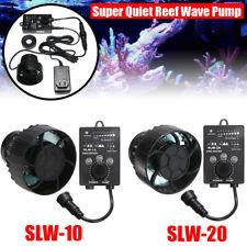 Jebao SLW-10 SLW-20 Sine Wave Flow Wavemaker Quiet Reef Wave Pump