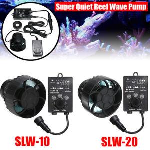 Jebao SLW-10 SLW-20 Sine Wave Flow Wavemaker Reef Wave Pump Silent Quiet