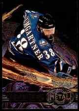 1996-97 Metal Universe Nolan Baumgartner #169