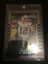 2000 Bowman Chrome #236 Tom Brady New England Patriots RC Rookie Card