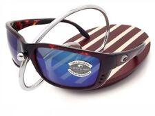 2f092f74f4 NEW Costa Del Mar ZANE Tortoise   580 Blue Mirror Glass 580G