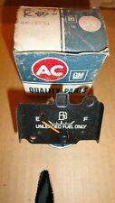 NOS 1979 CADILLAC ELDORADO 350B W/ ECONOMY INDICATOR FUEL GAS GAUGE 6432631