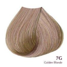 SATIN HAIR COLOR-ULTRA VIVID FASHION COLORS # 7G GOLDEN BLONDE