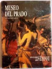 Museo del Prado. Tomo 5. Pintores italianos y holandeses del siglo XVII - Xavier