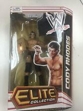 CODY RHODES AEW WWE ELITE COLLECTION FLASHABCK FIGURE SERIES 13 2011 MISB C-9+
